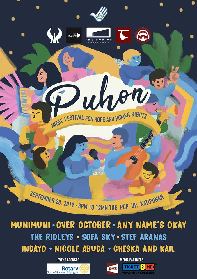 Puhon: Music Festival for Hope and Human Rights