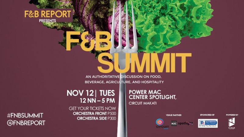 F&B Summit