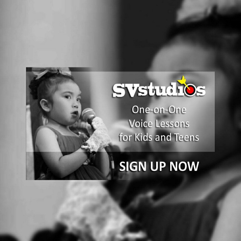Online one-on-one Voice Lessons for Kids and Teens