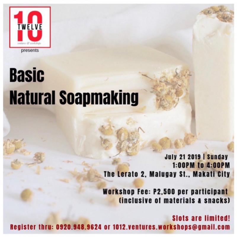 Basic Natural Soap Making