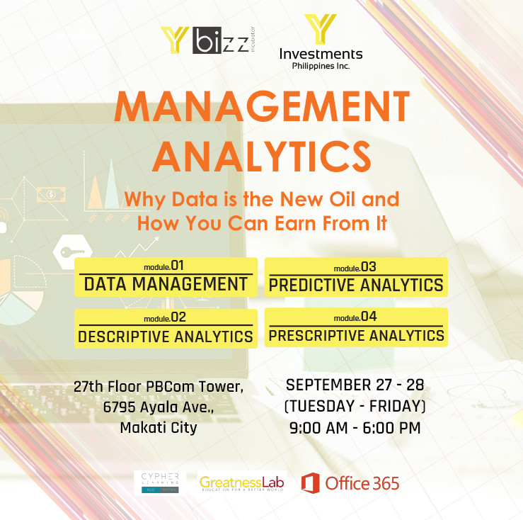 Management Analytics Workshop
