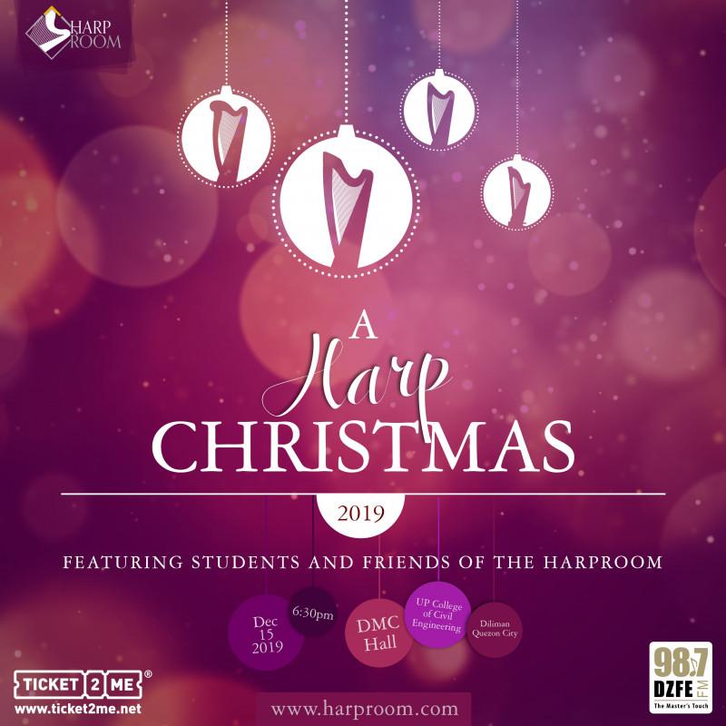 A Harp Christmas