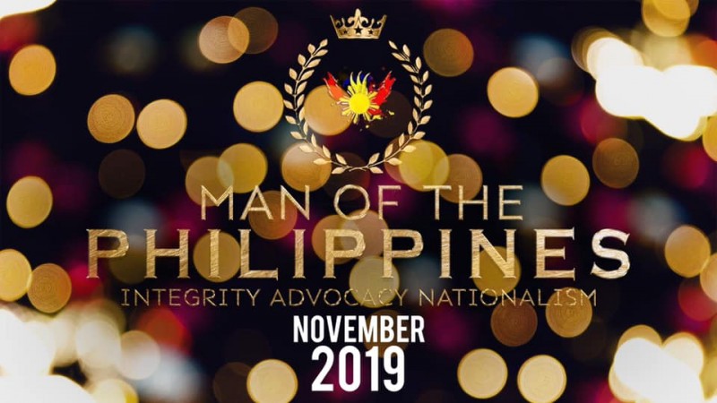 Man of the Philippines