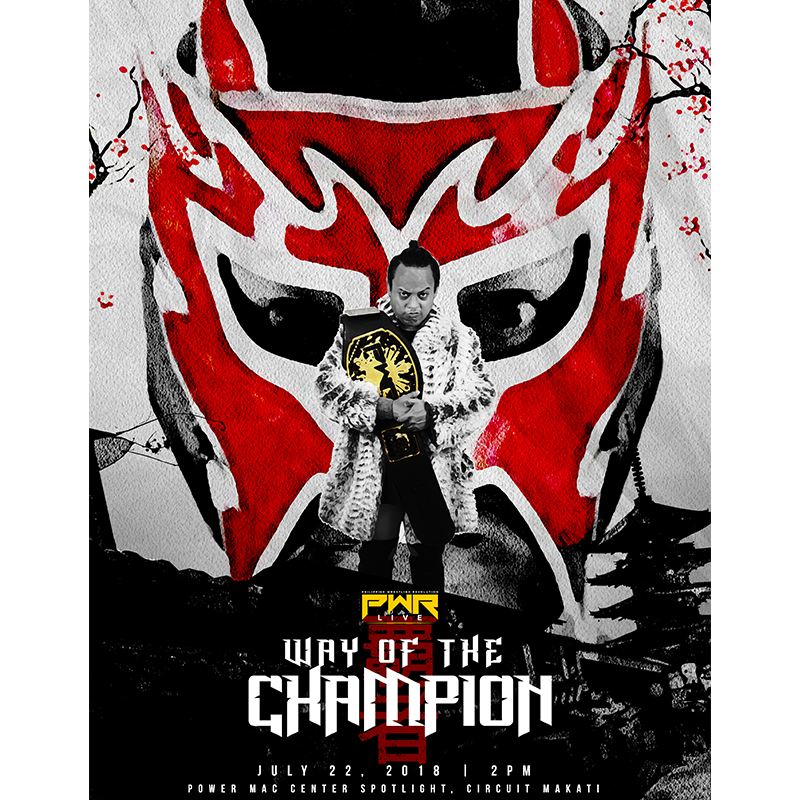 PWR Live: Way of the Champion