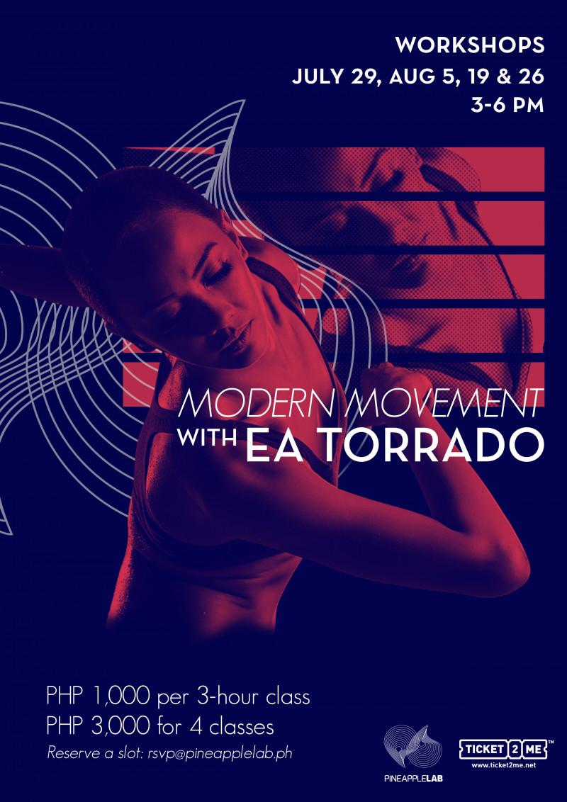 Modern Movement with Ea Torrado