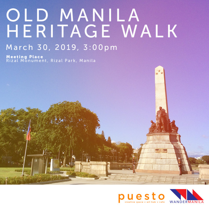 Old Manila Heritage Walk