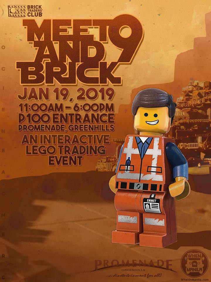 Meet and Brick 9