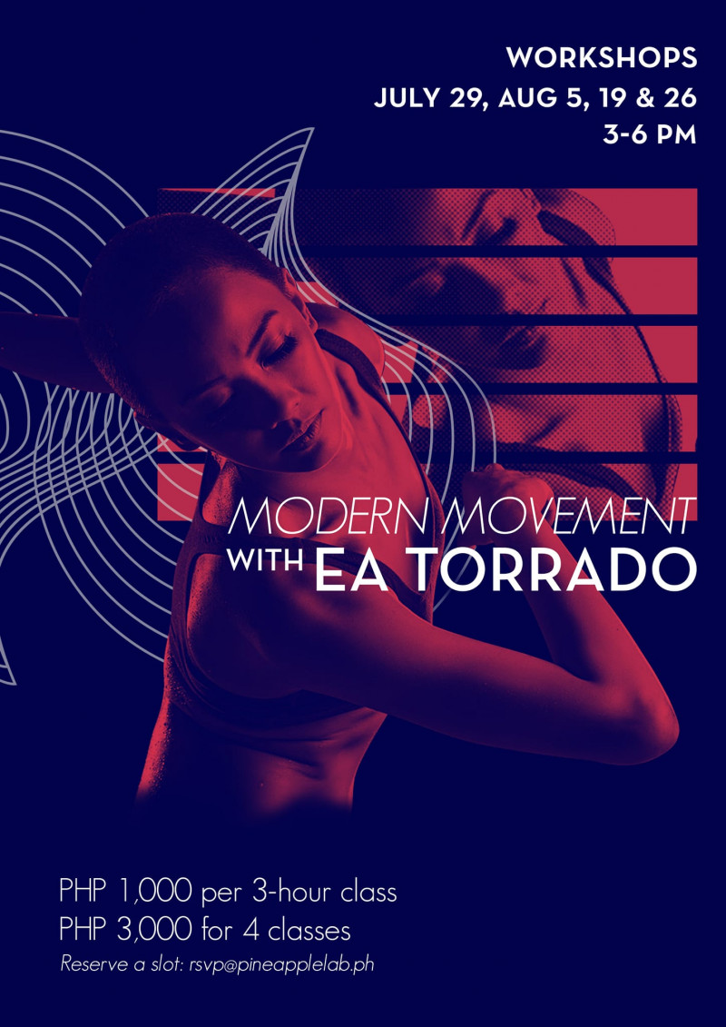 Modern Movement with Ea Torrado