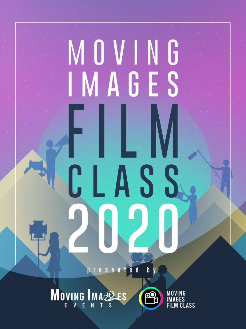 MovingImages Film Class 2020: Comedy Screenwriting