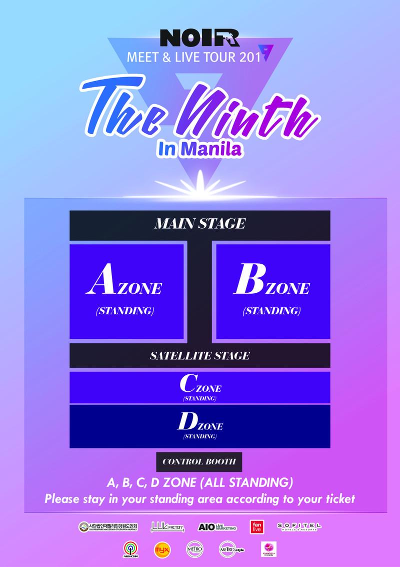 2019 NOIR Meet & Live Tour: The Ninth in Manila