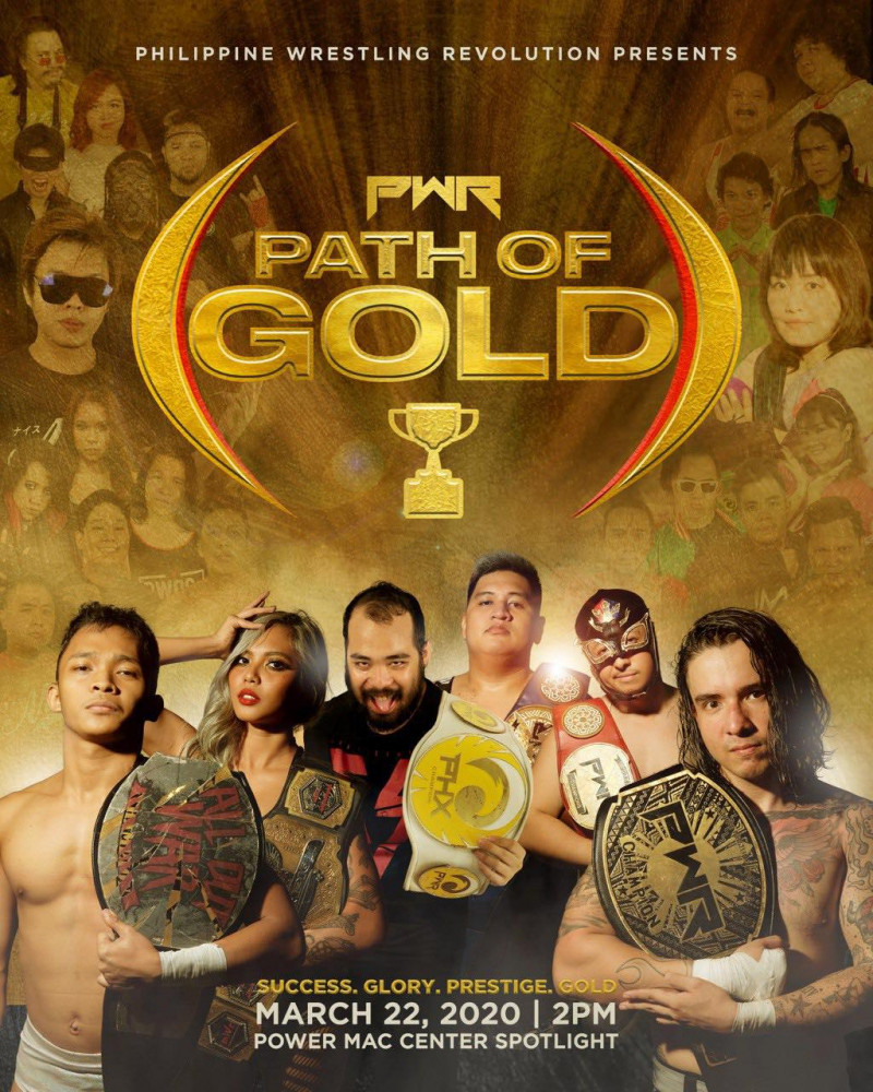 PWR Path of Gold 2020