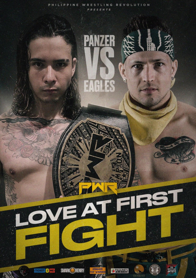 PWR Love At First Fight