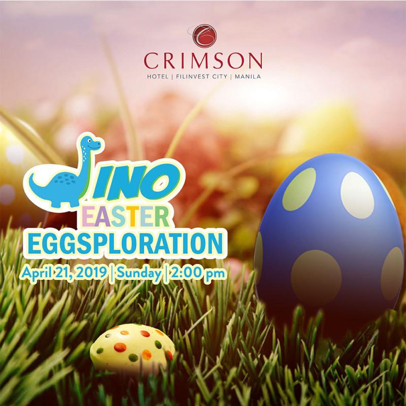 Dino Easter Eggsploration