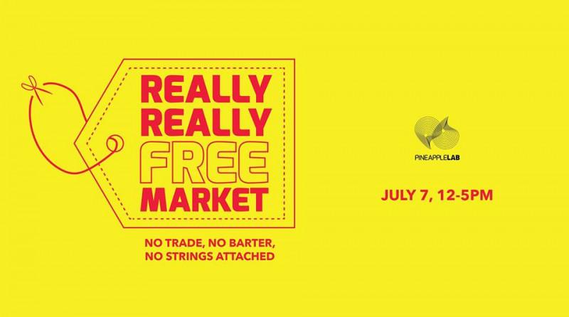 Really Really Free Market Vol 7