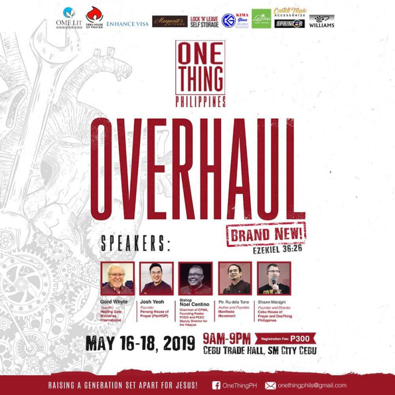 OneThing Philippines Conference 2019