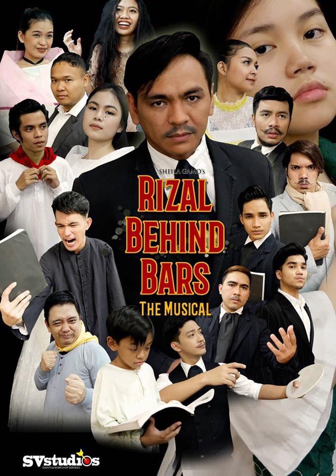 Rizal Behind Bars The Musical