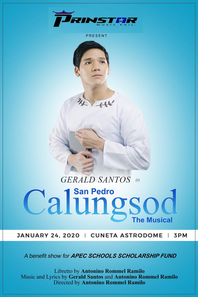 San Pedro Calungsod The Musical [Cuneta Astrodome]