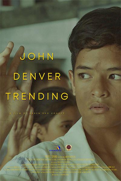 Cinemalaya 2019 - John Denver Trending