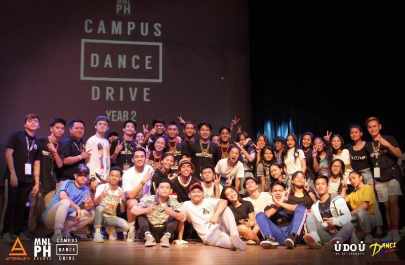 Campus Dance Drive 3