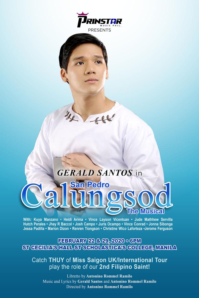 San Pedro Calungsod The Musical [St Scholastica's Auditorium Manila]