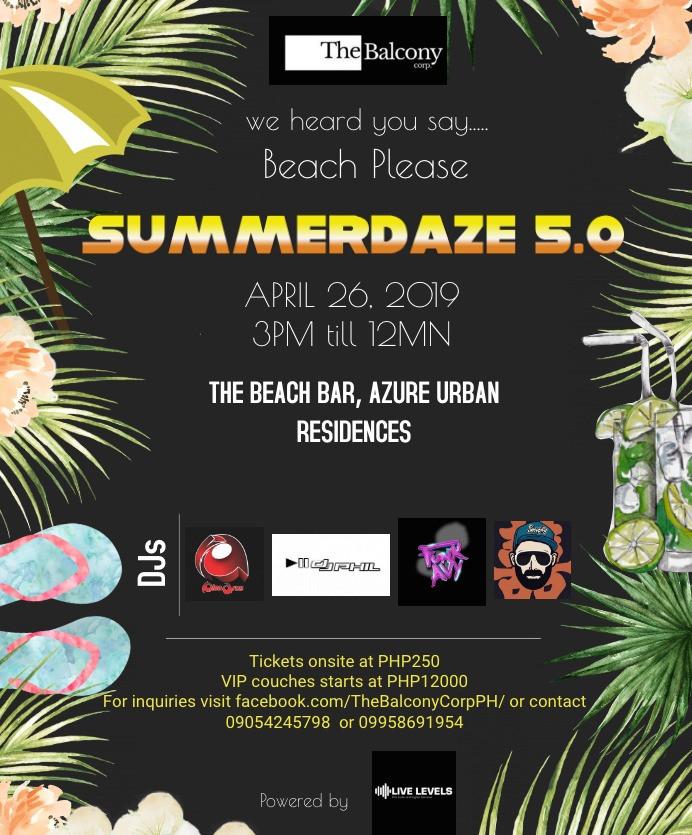 Summerdaze 5.0