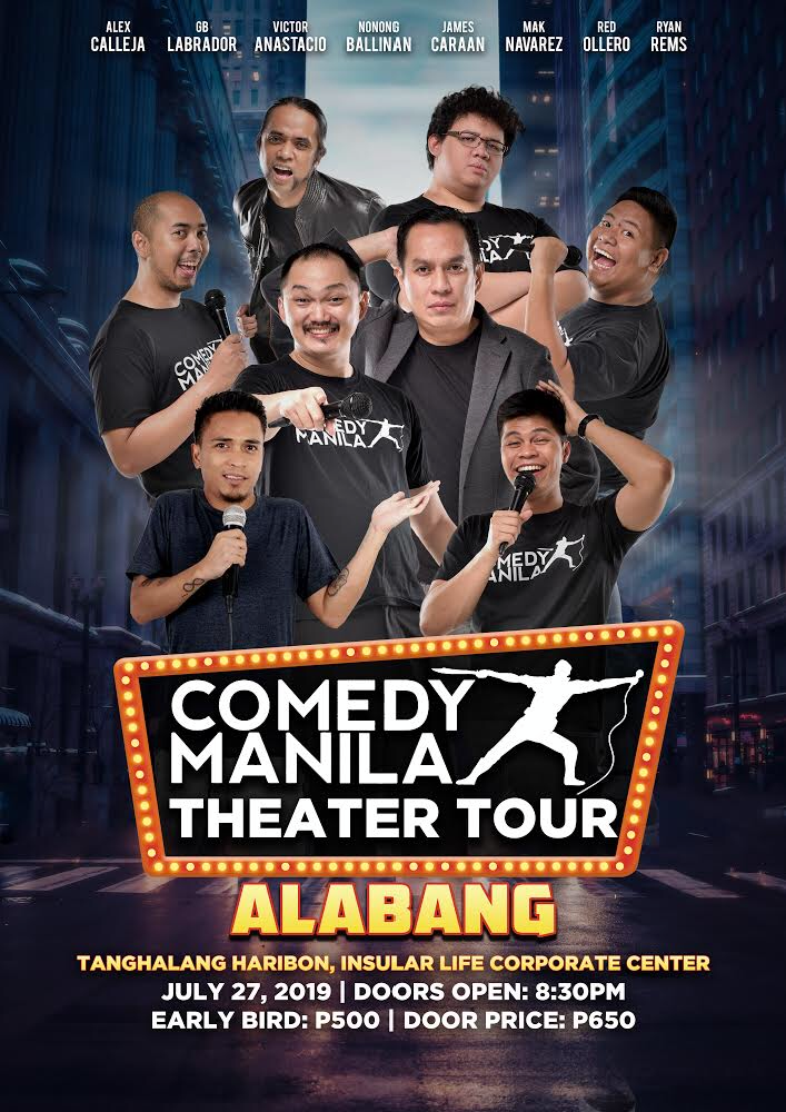 Comedy Manila Theater Tour: ALABANG