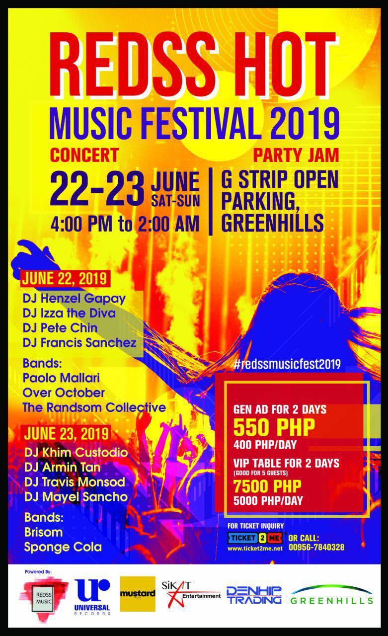 Redss Music Festival