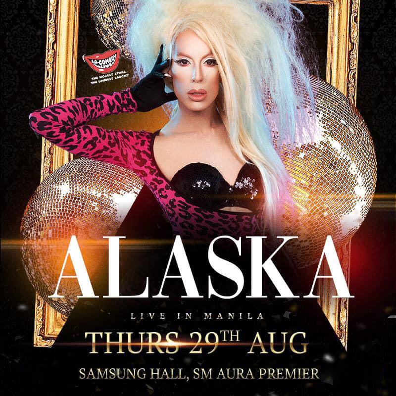 Alaska Live in Manila