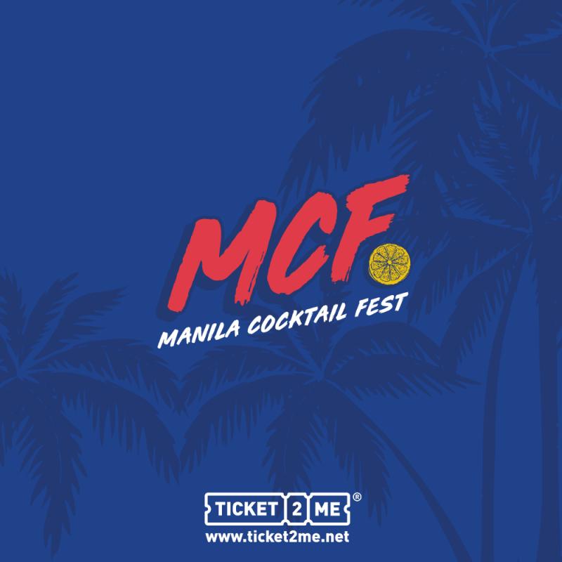Manila Cocktail Festival (September 13 - MAKATI CBD)